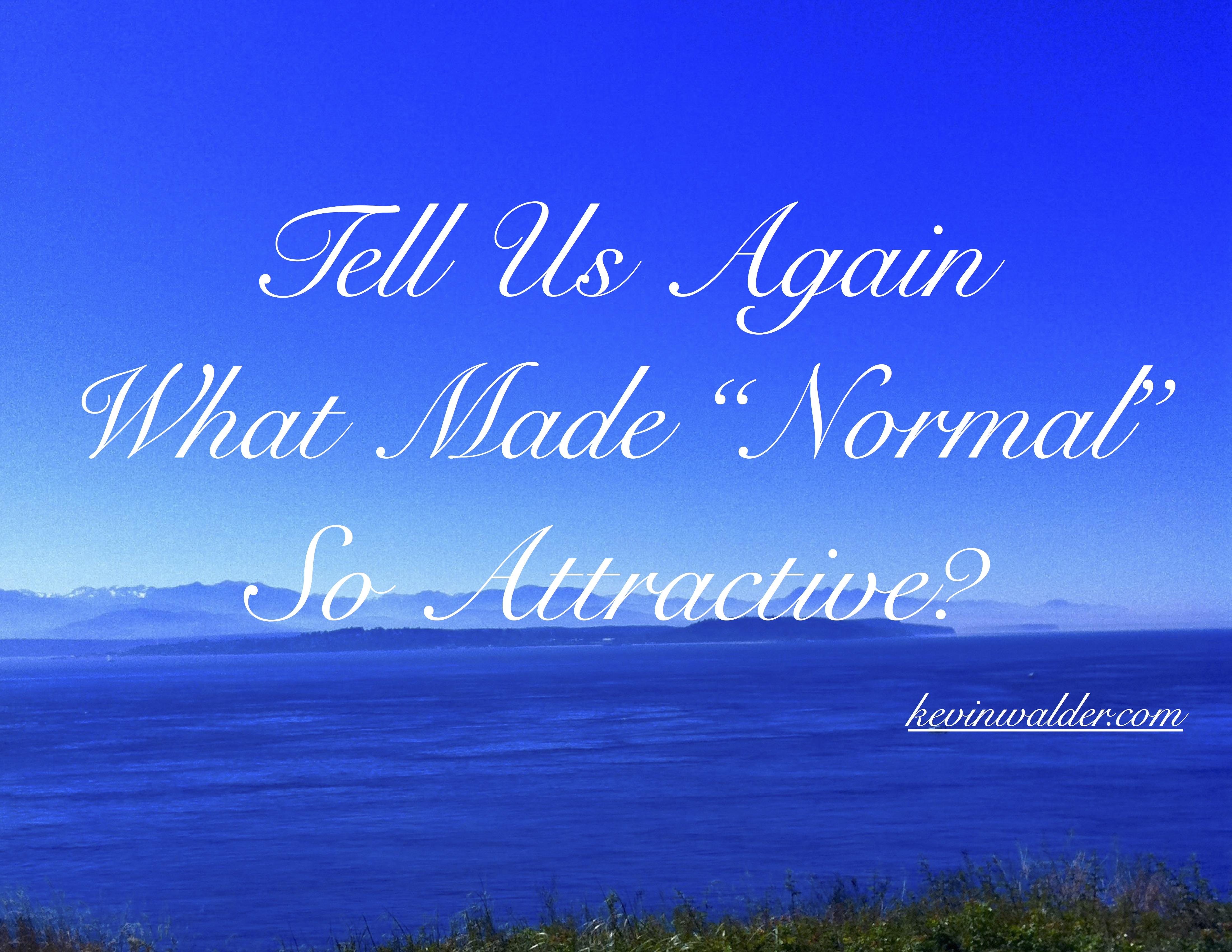 Normal Attractive